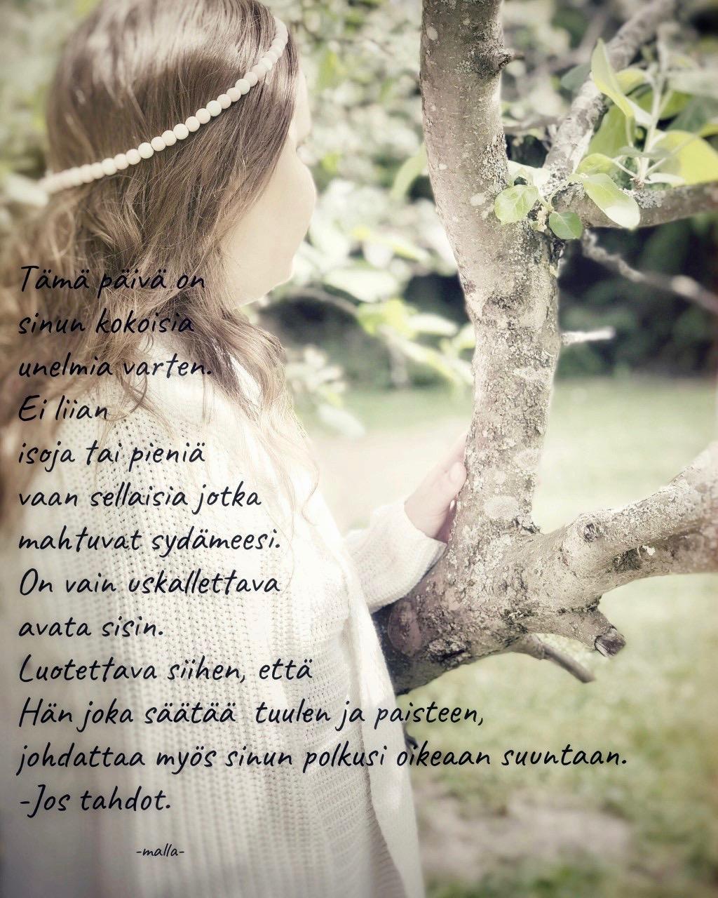 unelma runo