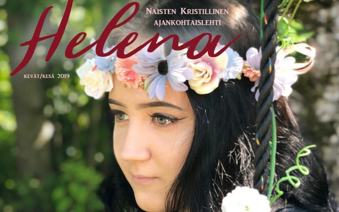 """Kristillinen Naistenlehti """"Helena"""""""
